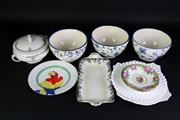 Sale 8902 - Lot 22 - A Collection of Ceramics inc, Royal Albert Duo, Chinese Bowl and Others