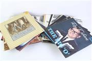 Sale 8823M - Lot 64 - Box of Records Incl Queen And Roy Orbison