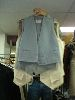 Sale 7490 - Lot 1235 - 10 ASSORTED MENS VESTS (CHEST 40)