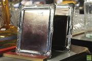 Sale 8283 - Lot 34 - Grosvenor Silver Plated Pair of Picture Frames