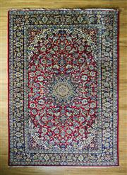 Sale 8665C - Lot 4 - Persian Kashan 350cm x 245cm