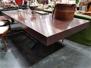 Sale 8908 - Lot 1016 - Art Deco Extension Dining Table