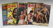 Sale 8125 - Lot 80 - The Ring 1967, a complete set of 12 issues with covers as issued.