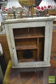 Sale 8312 - Lot 1091 - Wall Mount Cabinet (no glass)