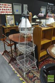 Sale 8323 - Lot 1035 - Tiered Shelving