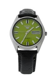 Sale 8406A - Lot 22 - Vintage mens Seiko wristwatch, circa 1970, day / date,  restored, 34 mm, automatic, in stainless steel case, in working order