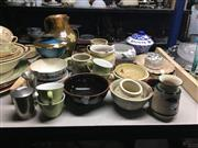 Sale 8759 - Lot 2418 - Collection of Sundries incl. Cups & Saucers, Bowls, Vases, Dishes, etc