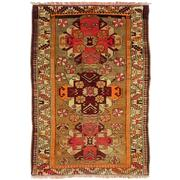 Sale 8830C - Lot 4 - An Antique Caucasian Kazak in Handspun Wool 143x100 cm