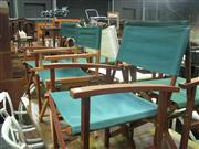 Sale 7974A - Lot 1065 - Set of 6 Fold Up Chairs
