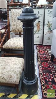 Sale 8404 - Lot 1017 - Metal Bollard