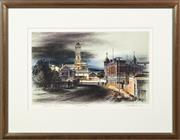 Sale 8653A - Lot 41 - Kenneth Jack - Ballarat Victoria 1988, 26 x 42cm