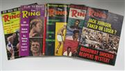 Sale 8125 - Lot 81 - The Ring 1969, a complete set of 12 issues with covers as issued.