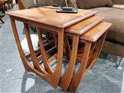 Sale 8765 - Lot 1036 - G-Plan Nest of Tables