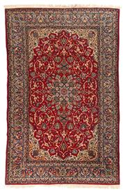 Sale 8790C - Lot 25 - A Persian Isfahan From Isfahan Region 100% Wool Pile On Cotton Foundation, 330 x 210cm