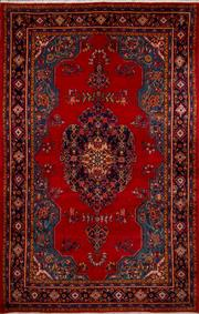 Sale 8370C - Lot 10 - Persian Kashan 325cm x 350cm