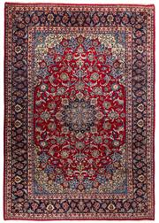 Sale 8715C - Lot 20 - A Persian Najafabad From Isfahan Region, 100% Wool Pile On Cotton Foundation, 427 x 300cm