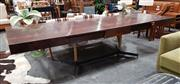 Sale 8908 - Lot 1041 - Art Deco Extension Dining Table