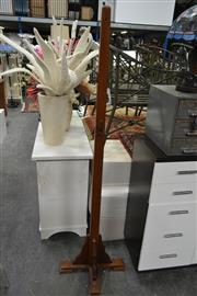 Sale 8159 - Lot 1035 - Timber Coat Stand