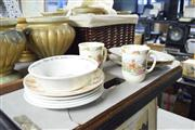 Sale 8405 - Lot 2286 - Spode Cabinet Plates with Other Ceramics incl Wedgwood