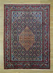 Sale 8559C - Lot 6 - Persian Sanandaj 268cm x 190cm