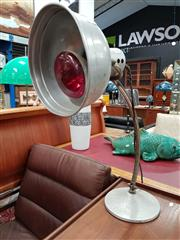 Sale 8688 - Lot 1057 - Industrial Desk Lamp