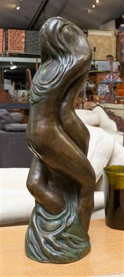 Sale 8746 - Lot 1031 - Guy Martin ABeckett Boyd (1923-1988) Lovers Changing Into Tree (variation c1969) Patinated bronze Inscribed to base and sta...