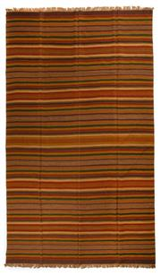 Sale 8790C - Lot 1 - A Hand-Woven Kilim Wool And Natural Material Jute, 430 x 310cm
