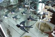 Sale 8151 - Lot 29 - Beswick Set of 7 Ceramic Swallows with 3 Others