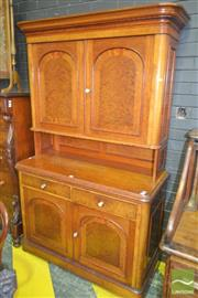 Sale 8255 - Lot 1081 - Unusual Late 19th Century Australian Specimen Cabinet, comprising blackwood, huon pine, silky oak, rose mahogany and probably bush c...