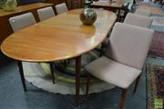 Sale 8511 - Lot 1025 - Parker Seven Piece Dining Setting incl. Table & Six Chairs