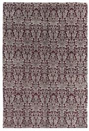 Sale 8563A - Lot 8 - The Florence Broadhurst Collection Design; Florentine Tapestry Made in; Nepal Colour; Blueberry Made from; Tibetan Wool & Ch...