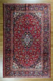 Sale 8617C - Lot 22 - Persian Kashan 313x200