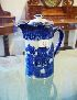 Sale 7360 - Lot 44 - A ROYAL DOULTON HOT WATER JUG
