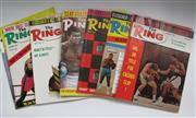 Sale 8125 - Lot 83 - The Ring 1971, a complete set of 12 issues with covers as issued.