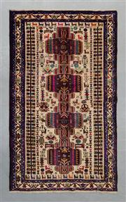 Sale 8499C - Lot 20 - Persian Baluchi 196cm x 116cm