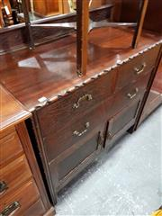 Sale 8740 - Lot 1354 - Timber Sideboard with Doors and Drawers