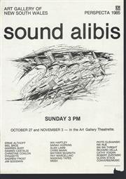 Sale 8766A - Lot 5010 - Piotr Olshanki - Art Gallery New South Wales 'Sound Alibis' lithograph