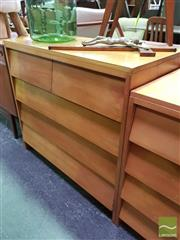 Sale 8550 - Lot 1159 - Vintage Chest of Drawers