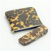 Sale 8393B - Lot 8 - Tortoiseshell Card Case
