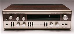 Sale 9136 - Lot 84 - A Luxman 800 Solid-State receiver