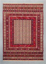 Sale 8499C - Lot 22 - Persian Sumak 200cm X 115cm