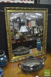 Sale 8323 - Lot 1010 - Gilt Framed Mirror