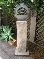 Sale 8451B - Lot 1 - Moonrise by Judy Coverdale (collection from Habitat & Style, Woollahra)