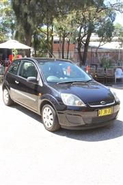 Sale 8480V - Lot 5002 - 2007 Ford Fiesta Sedan                                                              Single Owner...