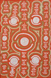 Sale 8696 - Lot 503 - Queenie Nungarrayi Stewart (1972 - ) - Untitled, 2007 91 x 61cm (stretched and ready to hang)