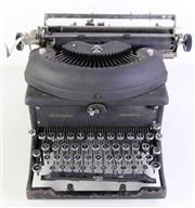 Sale 8985 - Lot 9 - Vintage Remington Noiseless Typewriter
