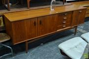 Sale 8550 - Lot 1015 - Quality G-Plan Teak Sideboard