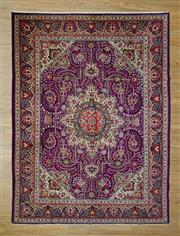 Sale 8559C - Lot 11 - Persian Tabriz 396cm x 296cm