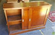Sale 8566 - Lot 1403 - Timber Office Credenza