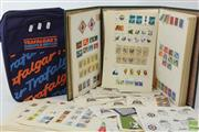 Sale 8586 - Lot 113 - Collection of Various Stamps in Albums